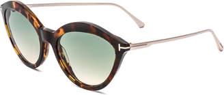 Tom Ford Women's Ft0663 57Mm Sunglasses