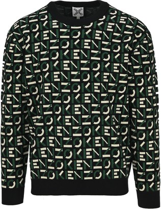 Kenzo Jacquard Sweater