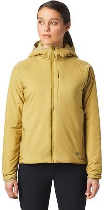 Mountain Hardwear Kor Strata Hooded Jacket - Women's