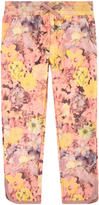 Stella McCartney Girl slim fit organic cotton pants