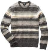 Todd Snyder Donegal Striped Crewneck Sweater