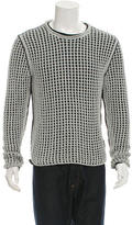 Dolce & Gabbana Pullover Open Knit Sweater w/ Tags