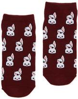 Dotti Cute Bunny Ankle Sock