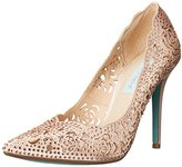 Betsey Johnson Blue by Women's SB Elsa Dress Pump