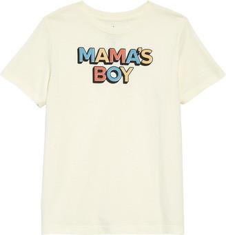 JEM Mama's Boy Graphic Tee