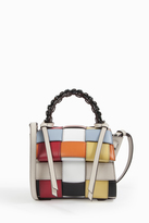 Elena Ghisellini Angel Crossed Mini Tote
