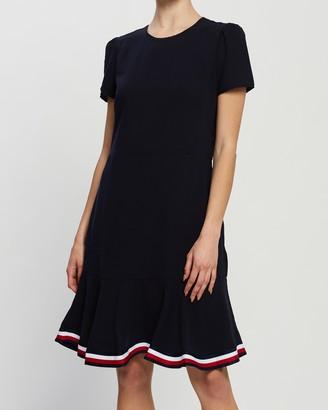 Tommy Hilfiger Skater SS Dress