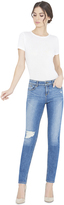 Alice + Olivia Jane 5 Pocket Sknny Jeans