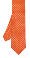 J.Mclaughlin Italian Silk Tie in Mini Daisy