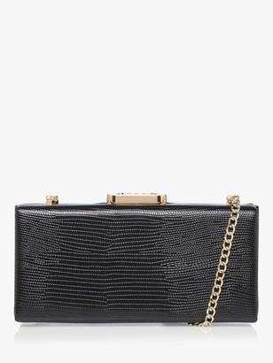 Dune Brylan Box Clutch Bag