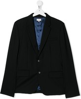 Paul Smith TEEN tailored single-breasted blazer
