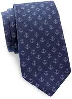 Ben Sherman Novelty Anchor Tie