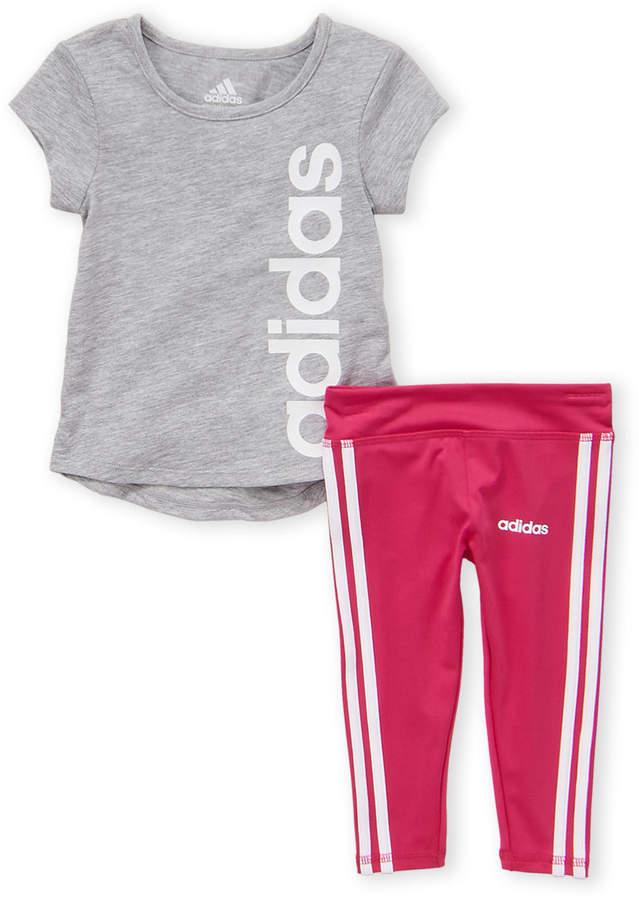 3d9f5cc3 adidas Girls' Matching Sets - ShopStyle