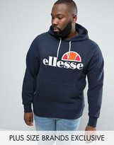 Ellesse Plus Hoodie With Classic Logo