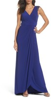Adrianna Papell Women's Jersey Gown