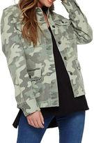Miss Selfridge Army Camo Jacket