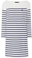 Polo Ralph Lauren Striped cotton T-shirt dress