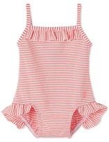 Petit Bateau Baby girls one-piece swimsuit