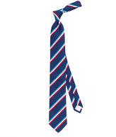 Thomas Pink Holbrooke Stripe Woven Tie