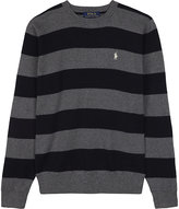 Ralph Lauren Striped knitted sweatshirt 6-14 years