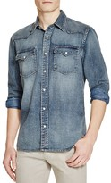 Jean Shop Western Regular Fit Button Down Shirt - 100% Bloomingdale's Exclusive