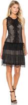 Marissa Webb Avery Burnout Dress