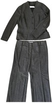 Christian Dior Anthracite Wool Jacket for Women