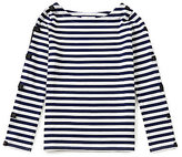 Kate Spade Big Girls 7-14 Striped Bow Top