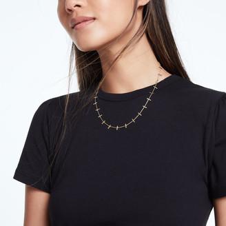 Jennifer Meyer Crossbar Necklace