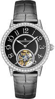 Jaeger Le Coultre Q34134e4 Rendez-vous Automatic White Gold And Stainless Steel Watch