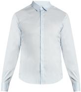Wooyoungmi Button-cuff poplin shirt