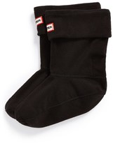 Hunter Women's Short Fleece Welly Boot Socks