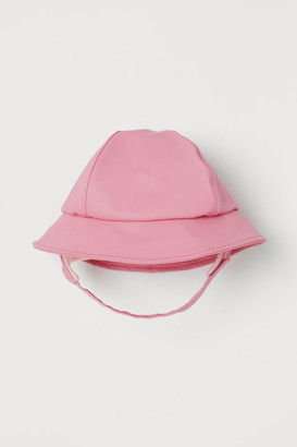 H&M Fleece-lined Sou'wester - Pink