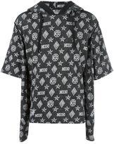 Kokon To Zai double sleeves hoodie - unisex - Cotton - M
