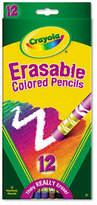 Crayola 3.3 Mm Erasable Colored Woodcase Pencils