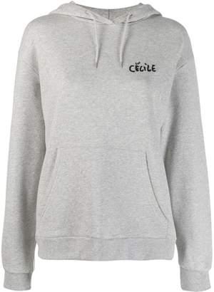 Être Cécile Love Bird sweatshirt