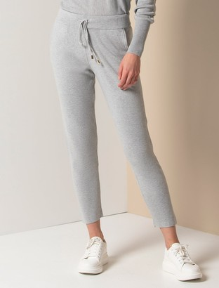 Ever New Devon Clean Knit Jogger Pants