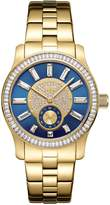 JBW Women's J6349B Celine 0.09 ctw 18k gold-plated stainless-steel Diamond Watch