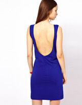 American Apparel Scoop Back Dress