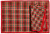 Lenox Holiday Nouveau Joyful Napkin with Binding, Created for Macy's