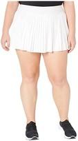 Fila Heritage Tennis Flirty Skort (White) Women's Shorts