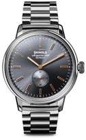 Shinola Bedrock Stainless Steel Watch