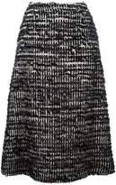 Simone Rocha A-line skirt