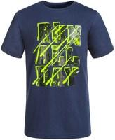 Reebok Run All Day T-Shirt - Short Sleeve (For Boys)