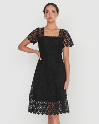 Stella Sunflower Dress