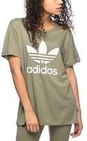adidas Women Originals Trefoil Tee #CE8284 (S)