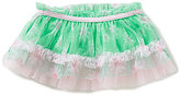 Baby Starters Baby Girls 3-12 Months Floral-Print Ruffle Tutu