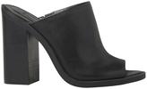 Windsor Smith Tulum Black Leather Sandal