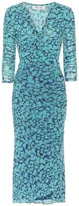 Diane von Furstenberg Alfie printed midi dress