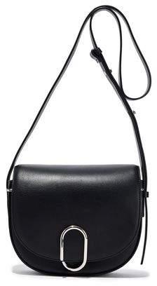 3.1 Phillip Lim Alix Saddle Leather Shoulder Bag